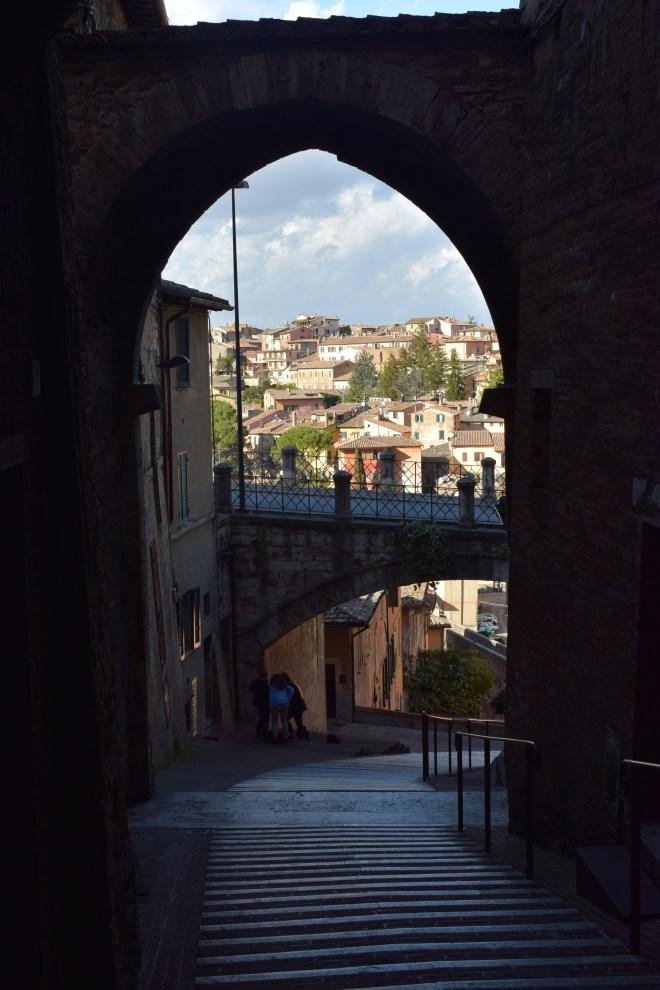 Perugia aqueduto medieval 9