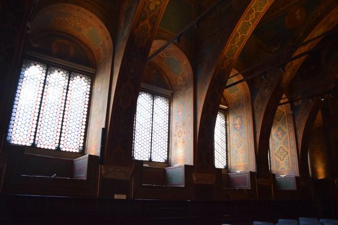 Perugia palazzo dei priori sala dei notari 1