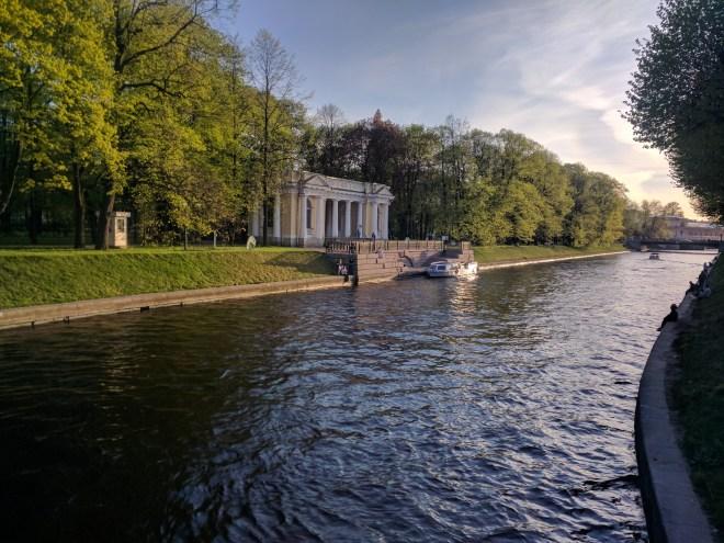 Russia Petersburgo parques jardim mikhailovsky 3