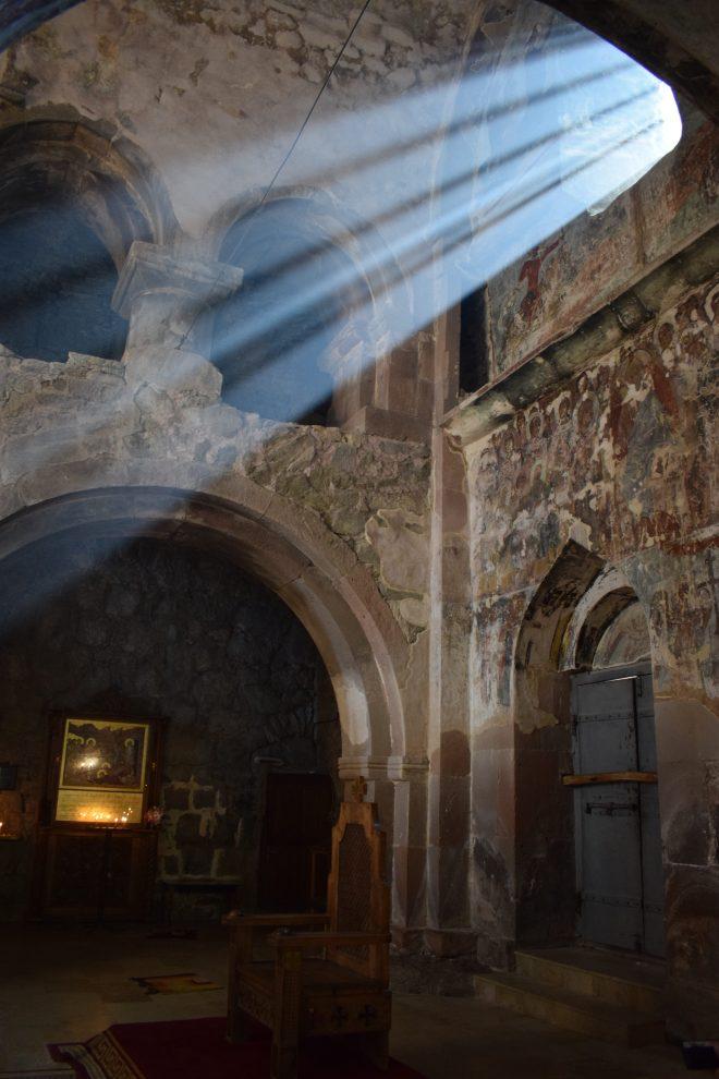 Akhaltsikhe monasterio sapara 12