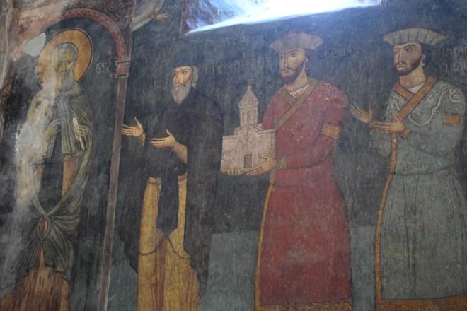 Akhaltsikhe monasterio sapara 7
