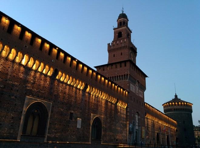 Milão visitar castello sforzesco 3