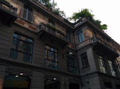 Milão visitar castello sforzesco predio