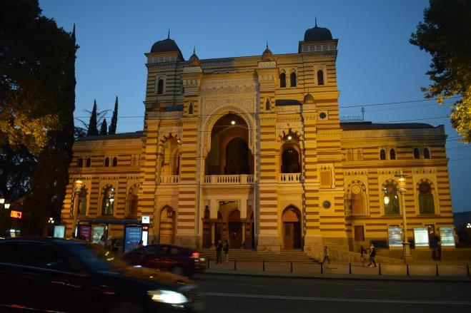 Tbilisi Rustavelli opera nacional
