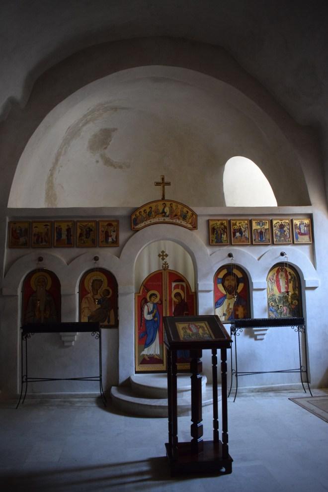 Davit Gareja georgia igreja aberta