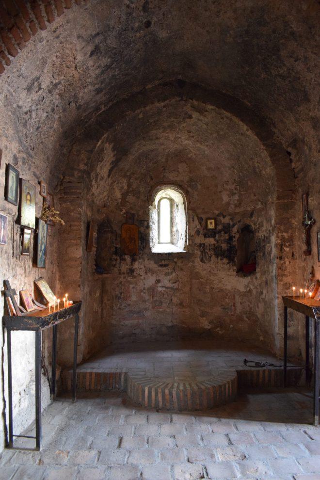 Georgia Sighnaghi igreja stepan muralhas