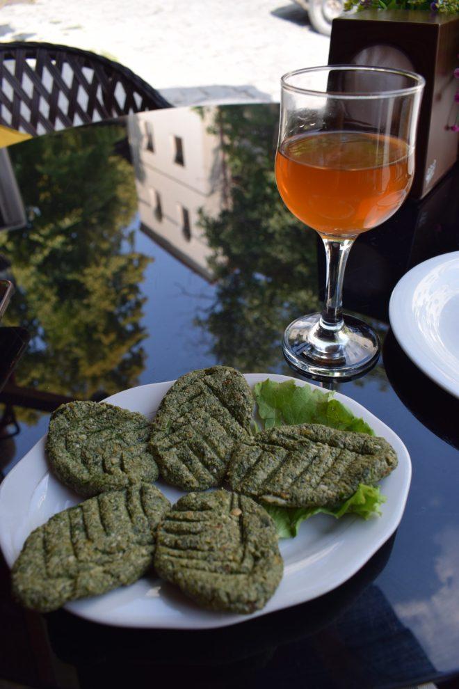Georgia Sighnaghi pkhali espinafre vinho branco pratos tipicos tradicional