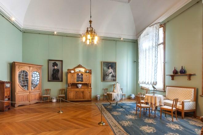 Hermitage estados gerais predio dos impressionistas hall art nouveau
