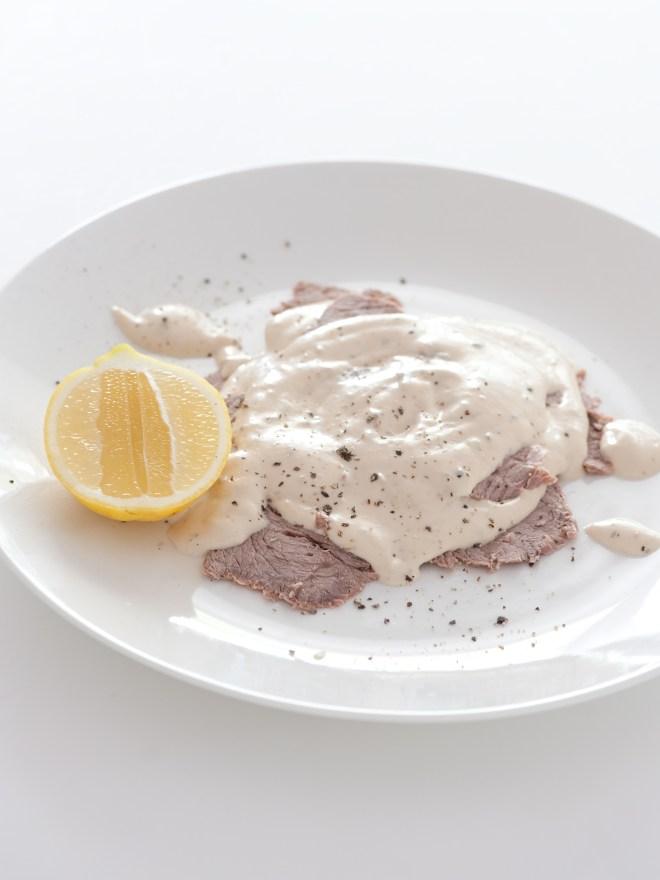 pratos tipicos provar piemonte Vitello tonnato