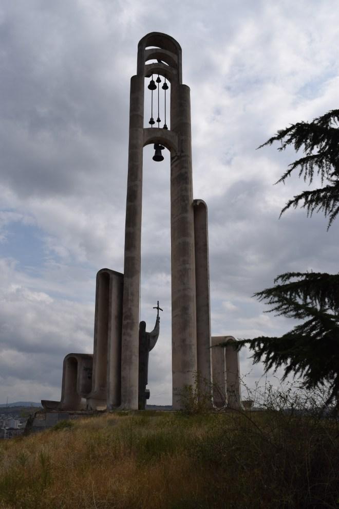 Tbilisi monumento santa Nino