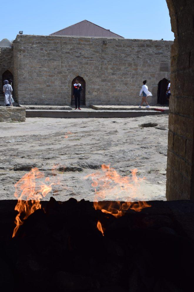 Baku templo fogo Ateshgah 6