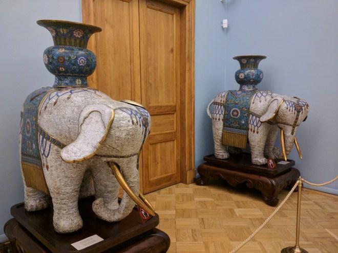 Hermitage coleções diferentes arte asia central