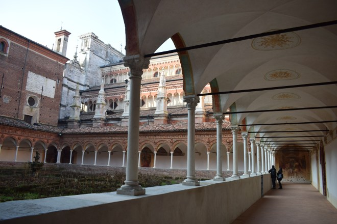 Pavia certosa mosteiro 11