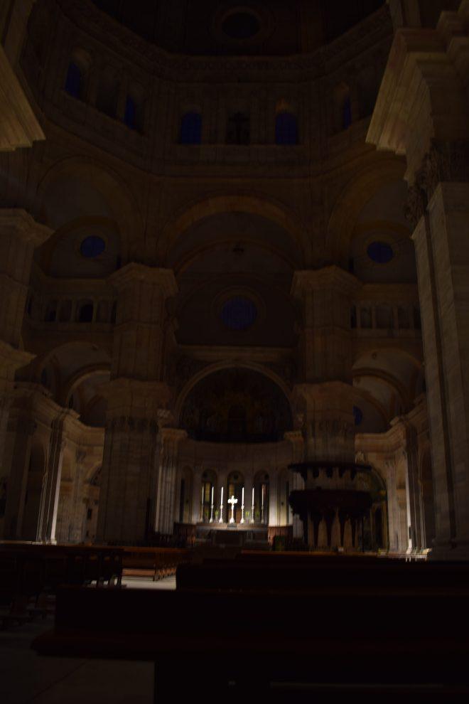 Pavia duomo interior