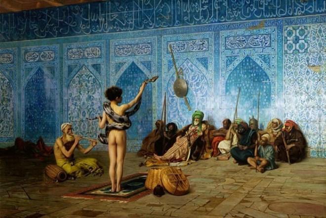 orientalismo olhar colonial viagem turismo