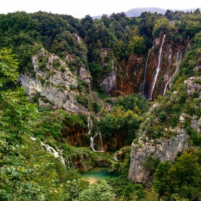 Plitvice Croácia parque cachoeiras 11
