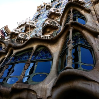 Fachada Casa Batllo Barcelona