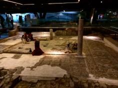 Metropol Parasol Sevilha área arqueológica