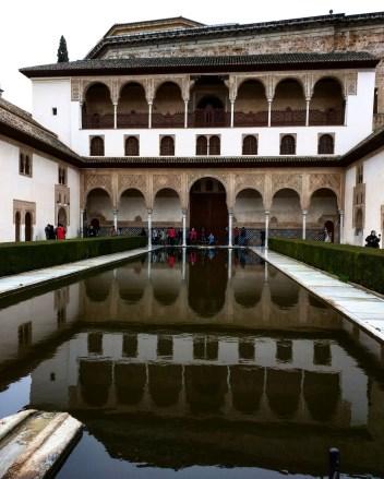 Nazrid 7 Alhambra Granada