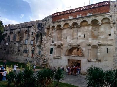 Portão Palácio de Diocleciano Split