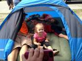 Being Silly with cousin's Sophia, Chloe & Jordan