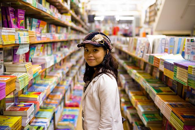 望見書間&燦爛時光:臺灣東南亞主題書店 – ASEAN PLUS 南洋誌