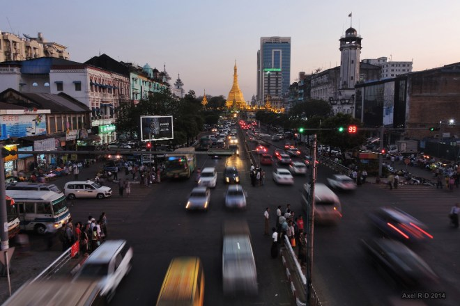 Yangon (Axel Drainville)