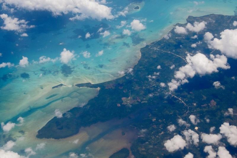 圖為位於南海的印尼納土那群島(Photo Credit: stratman² (2 many pix! @ Flickr CC BY 2.0)