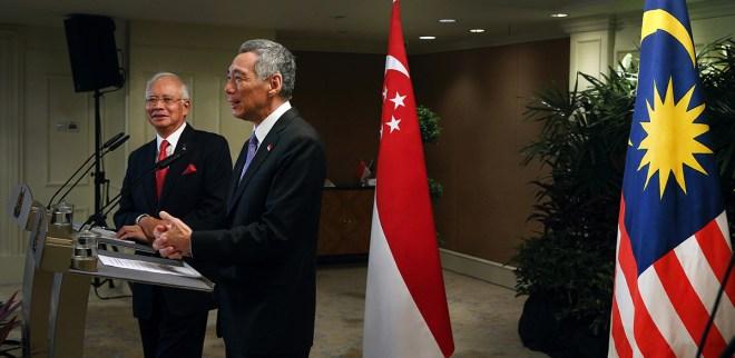 LHL and Najib