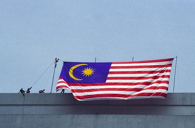 Malaysia flag by thaths