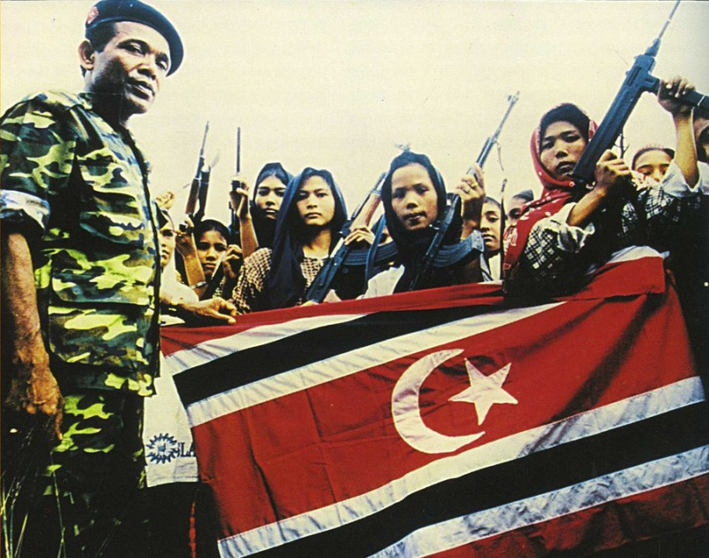 Free_Aceh_Movement_women_soldiers
