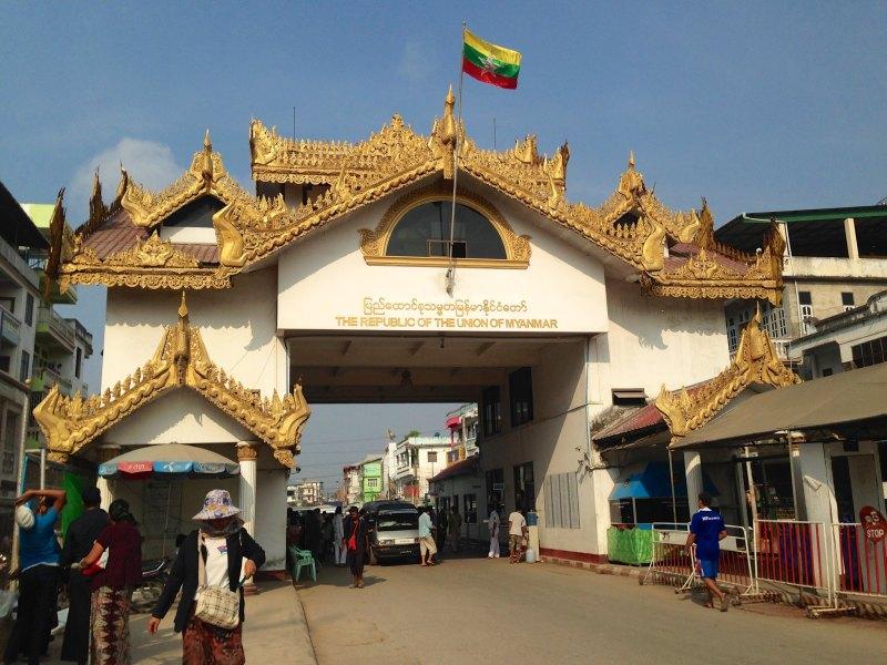 Thai/Myanmar border