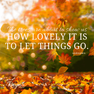 Let things go