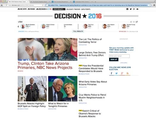 El candidato Ted Cruz acarrea con todos los votos delegados del Estado de Utah para la Convención General del Partido Republicano en los Estados Unidos Americanos. | Uso justo de todos los medios para apuntar mi versión de los hechos [en tiempo real].