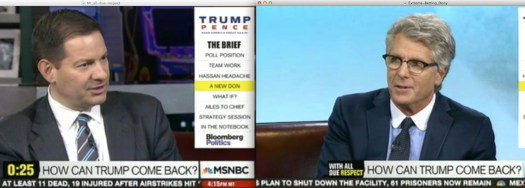 Donaldito 'jay' Alemán bets his rounded collar on the future of Trump. If the staff over at 'screwball vision' heard him right, Dony stance is that the 'New Don' is going to come out of this election with the 'Fatherland' party…