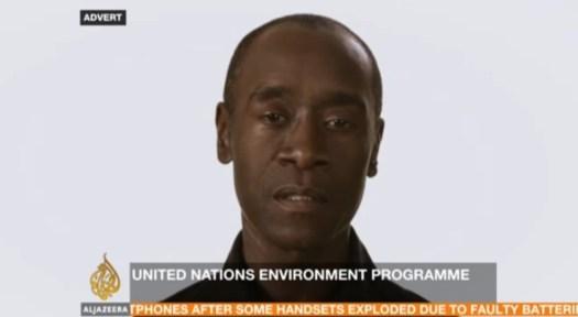 [Context of Bankers running the United Nations Environmental programs, follow]. | Uso justo de un actor, y de la ficha amarilla.