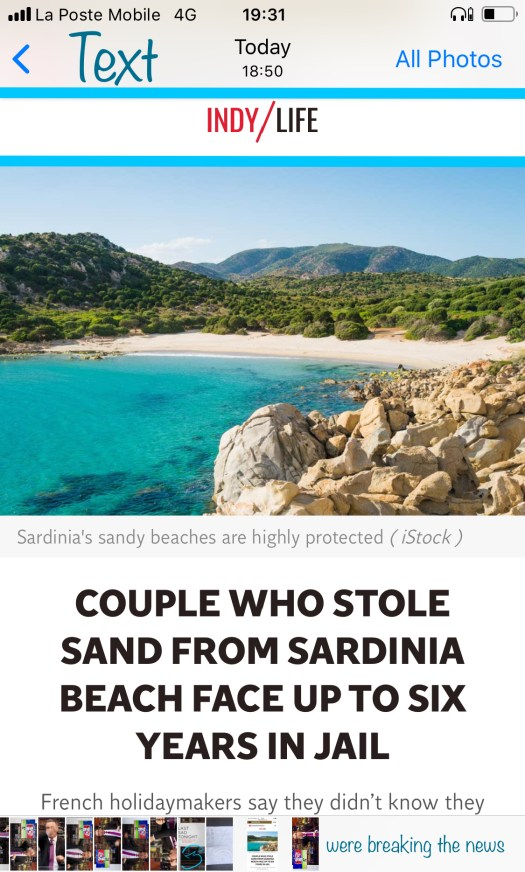 Who's on Sardines?