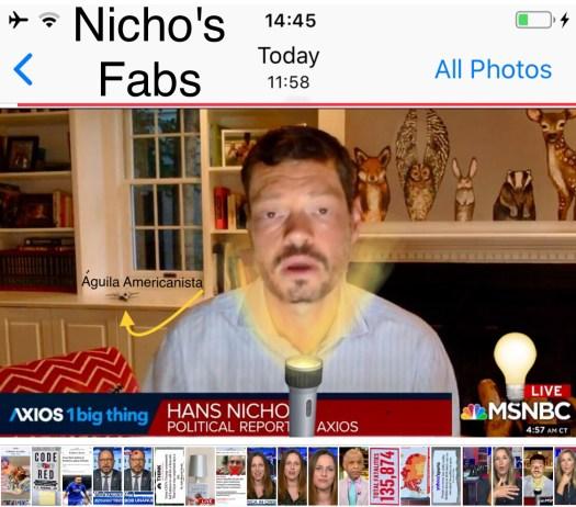 Las Fábulas de Nicho