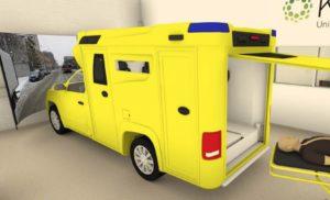 Kymenlaakson amk:n tuleva ambulanssisimulaattori täydentää oppilaitoksen jo valmiiksi kattavaa simulaatio-oppimisympäristöä.