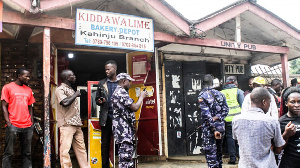 Uganda: Security guns used in mobile money robberies – Police