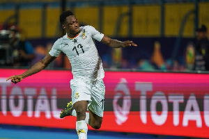 Baba Rahman speaks about his first Ghana goal, explains why he wanted to quit football