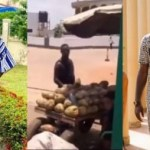 WATCH VIDEO: Kennedy Agyapong's son shocks coconut seller