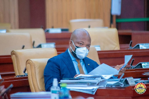 The inside story of why Okudzeto Ablakwa resigned from Parliament's Appointments Committee
