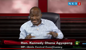 How Kennedy Agyapong used 'Anas method' on Nana Agradaa