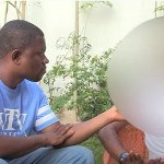 Video : 'I can't afford a girlfriend with GH¢400 salary so I masturbate' - Security man