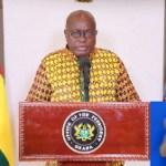 LIVESTREAMED: Akufo-Addo delivers 26th Coronavirus address