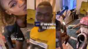 Watch Video: Sakawa boy's bedroom video with five Slay Queens hits online