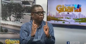 Presidential jet: Pratt 'weeps' for 'poor boy' Ablakwa, says NDC MPs won't back him