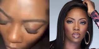 SCREENSHOT : Tiwa Savage's blackmailer leaks her bedroom tape, singer reacts
