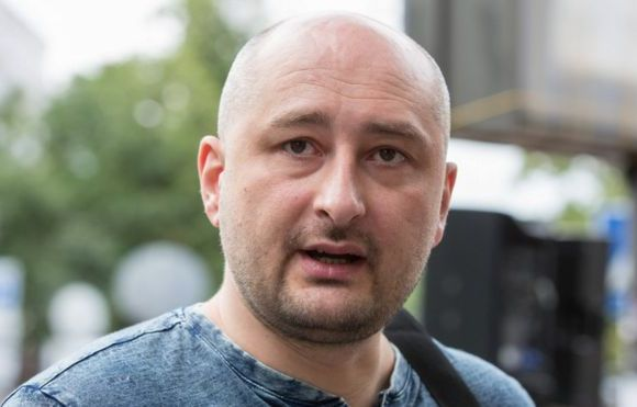 Arkady Babchenko had fought in the Chechen wars